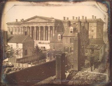 us patent office - (old) 1839, Robert Mills