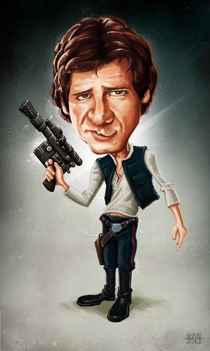 Han Solo by shannont