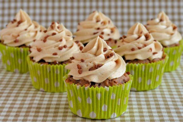 Appel-kaneel cupcakes