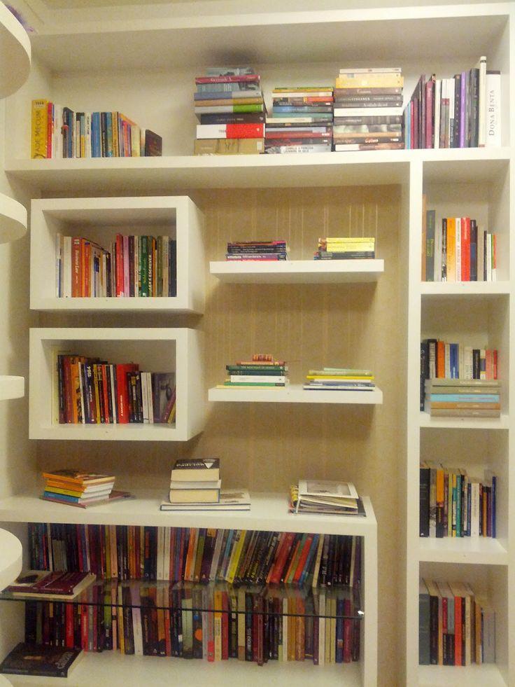 25 best ideas about estante para livros on pinterest - Estante para libros ...