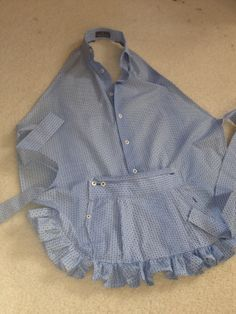 How To Make Aprons From Shirts Free Diy Apron Sewing Patterns Great