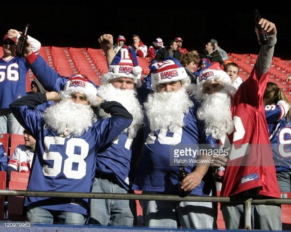 27 Best New York Giants Holidays Images On Pinterest New