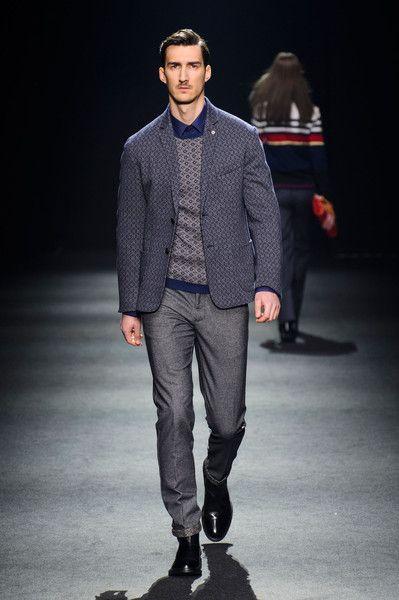 Massimo Rebecchi at Milan Fashion Week Fall 2015 - Runway Photos