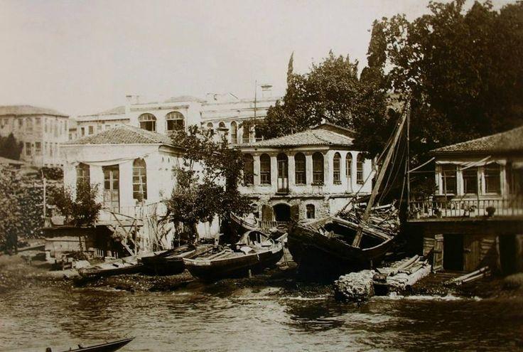 Beşiktaş / 1870'ler
