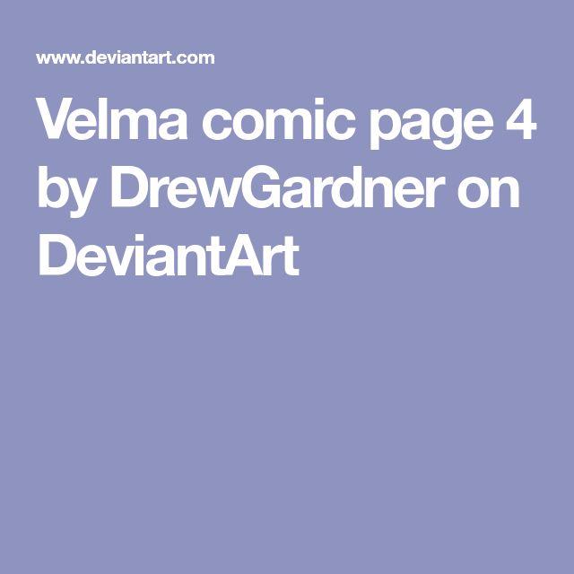 Drew Gardner Velma