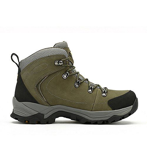 Men's Outdoor Professional Hiking Boots Color Army Green Size 39 M EU