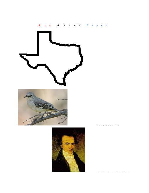 Wonderful workbook all about Texas complete with a 15 question Quiz and answer key for teachers.    This informational book is good for ages 5-9. Full of pictures and information, any student should stay engaged as you teach them about Texas. This workbook works as a whole course or as a supplement to your state studies.    Filled with facts, the workbook also takes time for students to interact with the lesson asking questions such as:    What does loyalty and bravery mean to you?    If you…