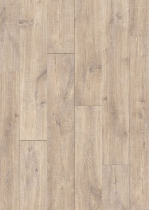 Quickstep Classic Havanna Oak Natural With Saw Cuts Planks Laminate