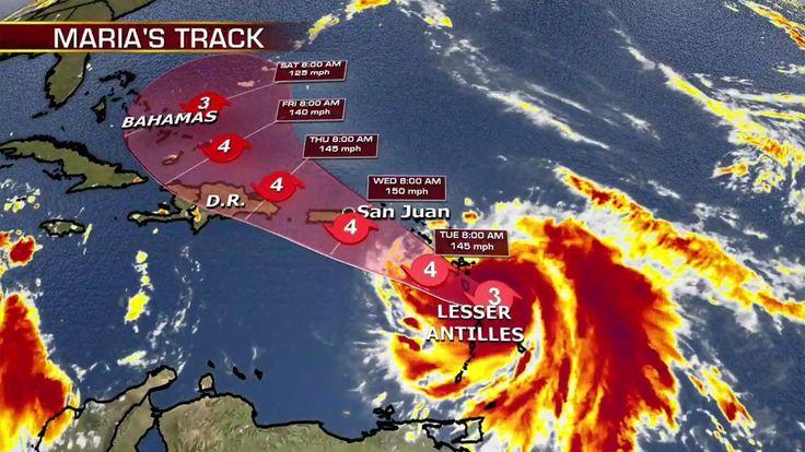 FOX NEWS: Ahead of Hurricane Maria NASCAR-employed airline evacuates US Virgin Islands