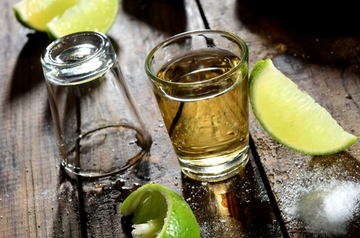 Tequila Bisa Menurunkan Berat Badan