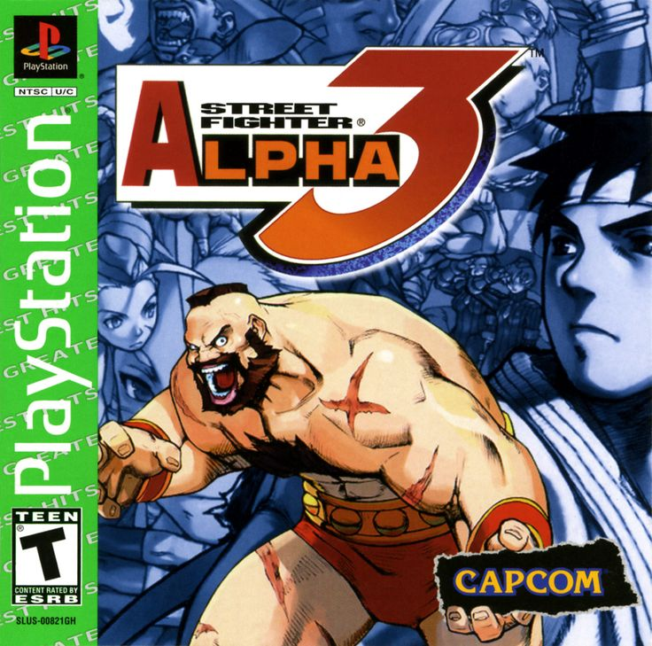 Street Fighter Alpha 3 | #PlayStation #PS1 #StreetFighter