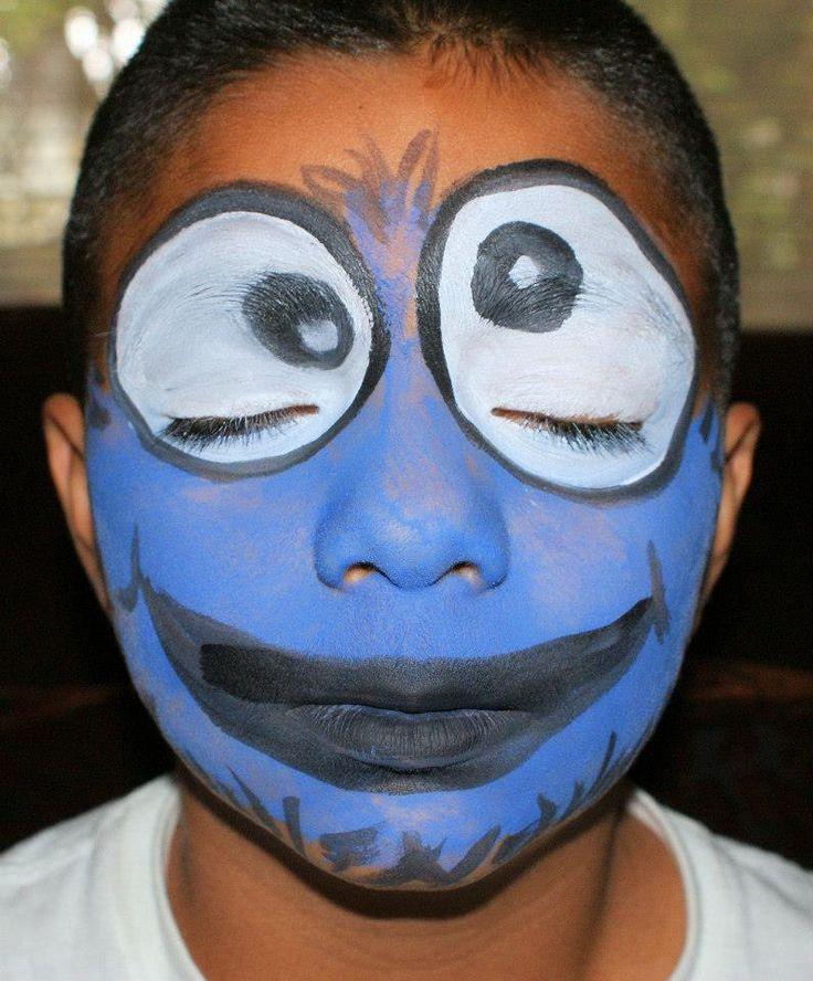 36 Best Images About Character Facepaint On Pinterest
