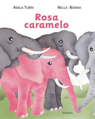 CUENTOS PARA EDUCAR EN VALORES: Rosa caramelo de Adela Turín y Nella Bosnia | RZ100 Cuentos de boca