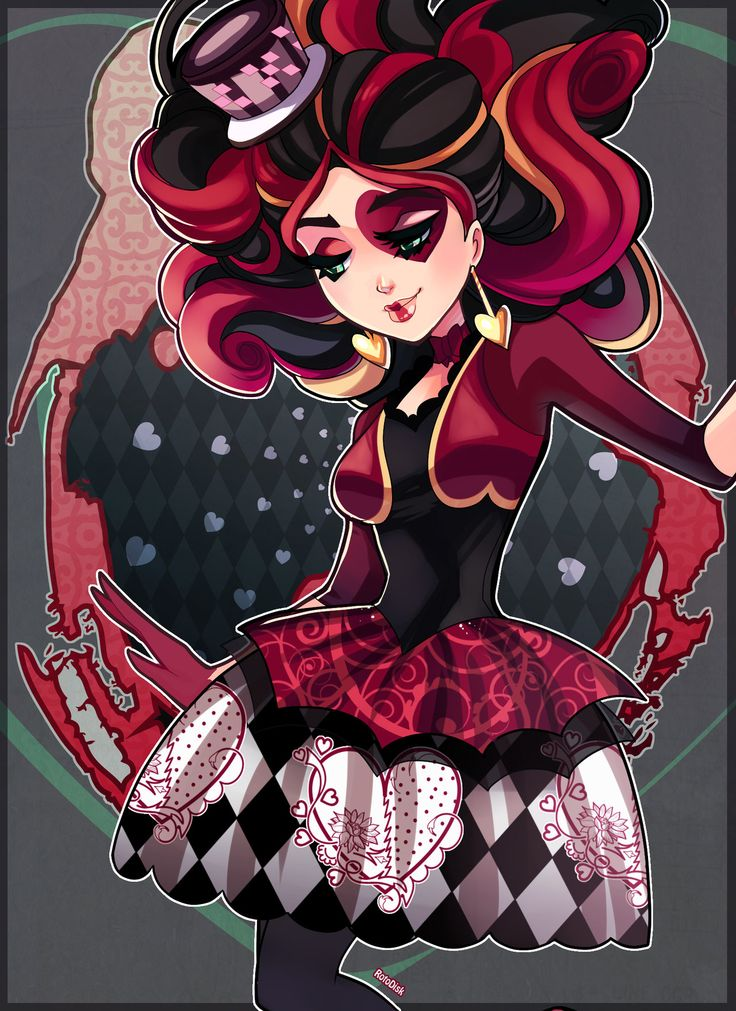 -Hat-tastic Lizzie- by RotoDisk.deviantart.com on @deviantART