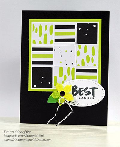 5 alternate ideas for April Paper Pumpkin - A Sara Thing - by Dawn Olchefske #dostamping