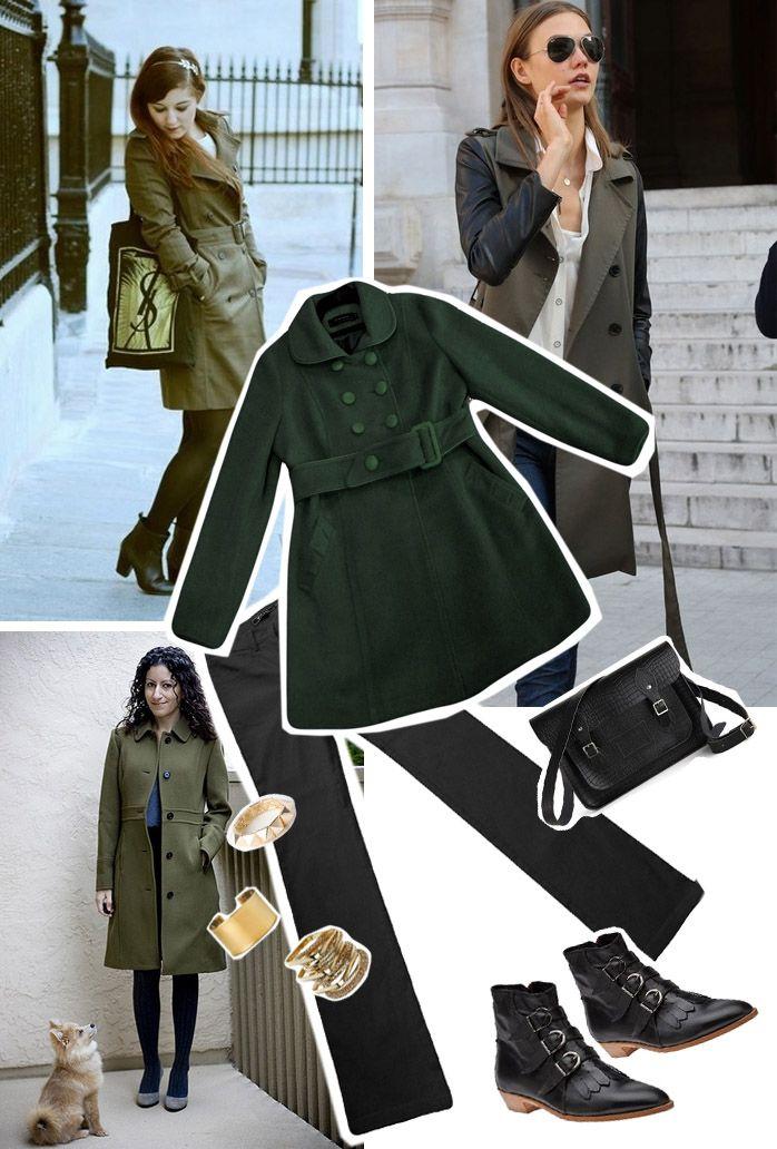 Arma el Look con Bizarre:   Abrigo: $170.000 (50% DESCUENTO) Pantalón: $119.900