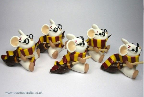 Mice as Firefly, Harry Potter, Miyazaki, Lord of the Rings Characters | The Mary Sue