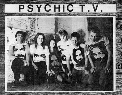 Psychic TV band pic
