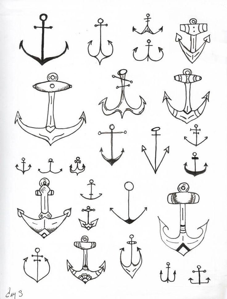 Los tatuajes de anclas son utilizados desde hace mucho tiempo por hombres y mujeres, generalmente por marineros. El ancla era un símbolo que se utilizaba en la iglesia cristiana primitiva y gracias a ello los tatuajes de anclas tienen un significado de esperanza, firmeza, estabilidad y tranquilidad.
