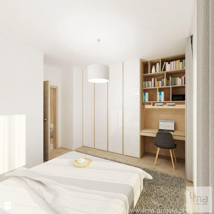 Camera da letto matrimoniale, stile moderno - pubblicato da Homelook.it