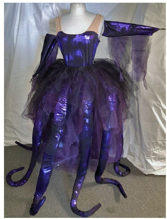 The Little Mermaid Costumes for Rent!