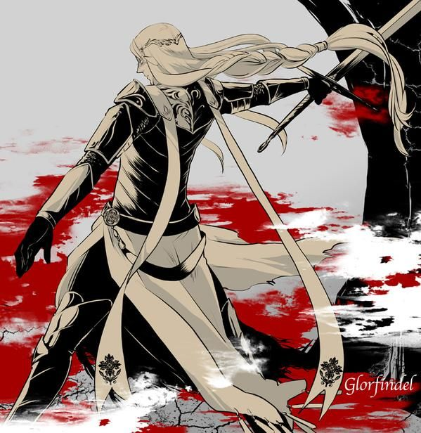 Glorfindel #WillWeEndure