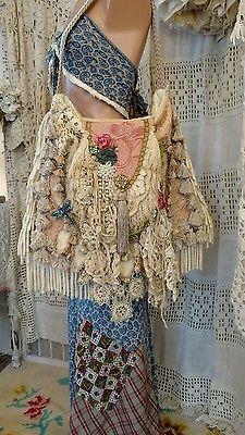 Handmade-Vintage-Lace-Shoulder-Bag-Hippie-Tote-Crochet-Boho-Fringe-Bag-tmyers