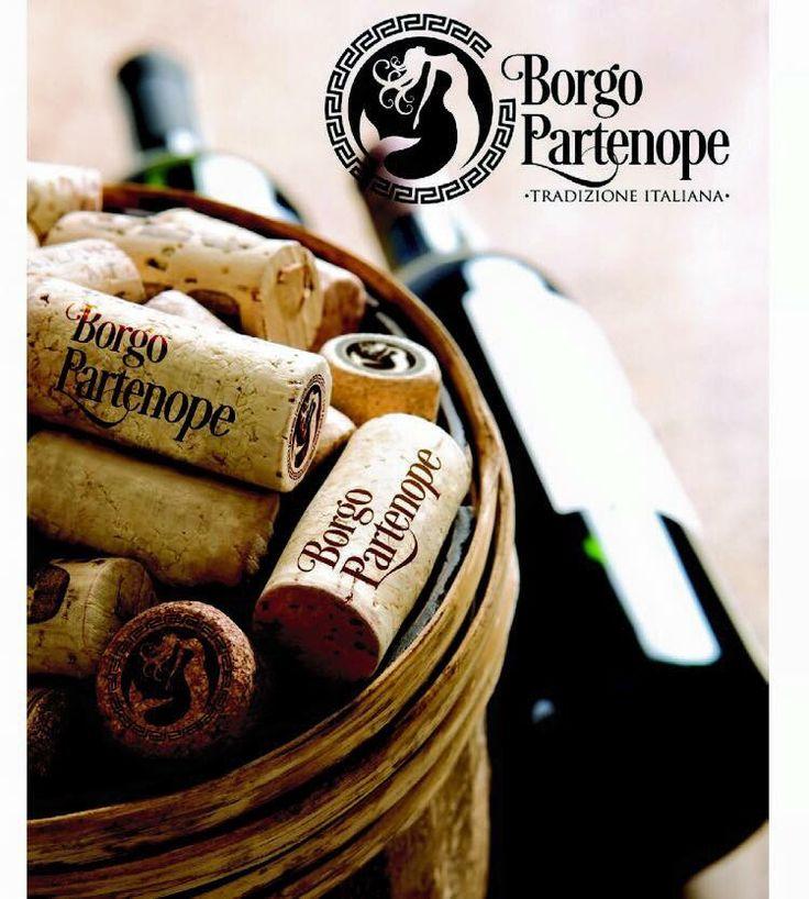 Borgo Partenope il meglio sulla tua tavola, le ricche tradizioni italiane racchiuso in un marchio .
