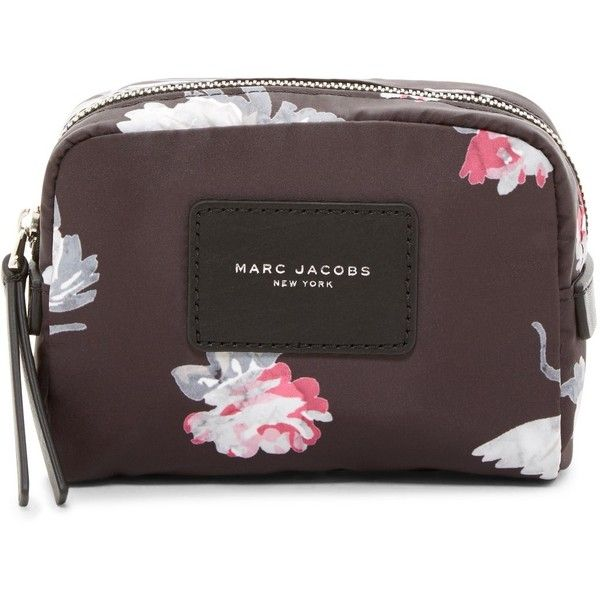 Marc Jacobs Small Ballerina Cosmetic Case 145 Pen Liked On