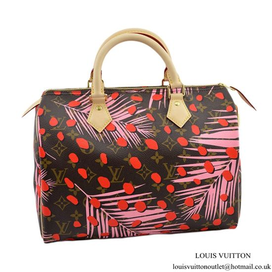 Louis Vuitton M41983 Speedy 30 Tote Bag Monogram Canvas Louis Vuitton Speedy Louis Vuitton Vuitton