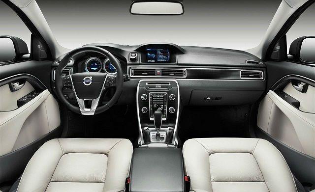 Volvo S60 2017 Interior