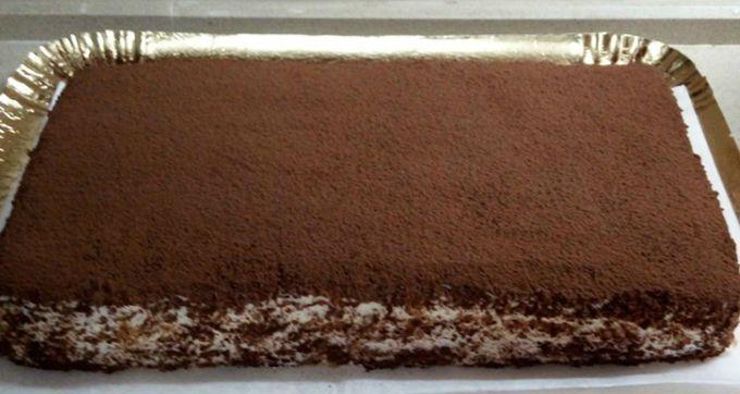 Jemný koláč z tvarohu