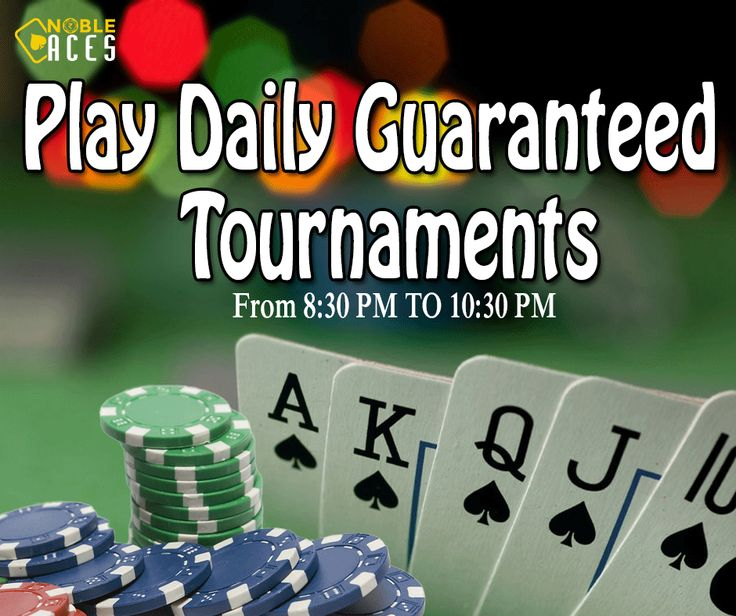 Play Daily Guaranteed Tournaments worth Rs 9,000 between 8:30 PM to 10:30 PM #LetsGetStarted #OnlinePoker