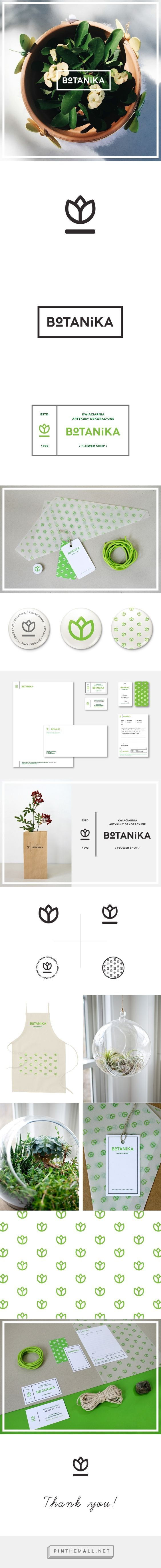 Botanika Branding on Behance | Fivestar Branding – Design and Branding Agency & Inspiration Gallery