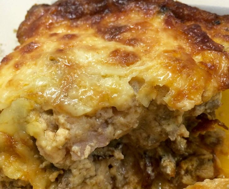 (LCHF) LOW CARB BACON CHEESEBURGER CASSEROLE by Aussie TM5 Thermomixer on www.recipecommunity.com.au