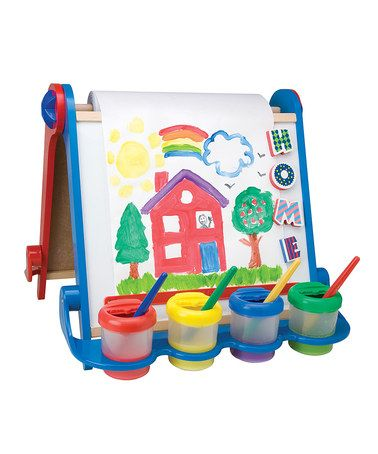 Take a look at this Magnetic Tabletop Easel by ALEX on #zulily today! $44.99