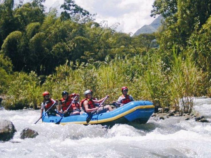 Turismo de Aventura en el Quindío | Turismo Eje Cafetero - Rafting