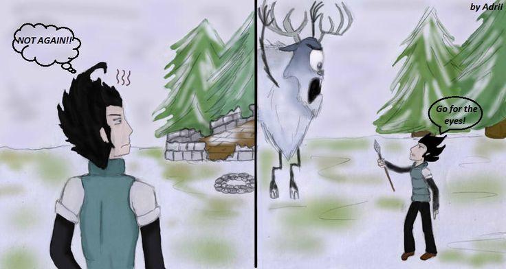 Deerclops story part 2.