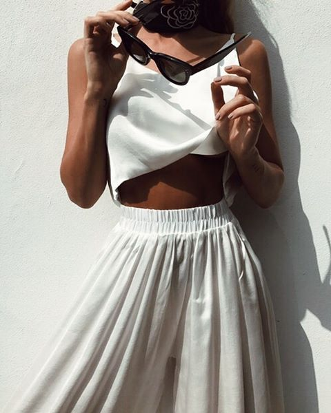 Resort Cami & Resort Pants | #saboskirt