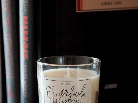 Vela Ecológica La Vie Bohème //  Handpoured Vegetal Scented Candle