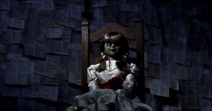 Nova pegadinha do Programa Silvio Santos será inspirada em Annabelle 2 - A Criação do Mal