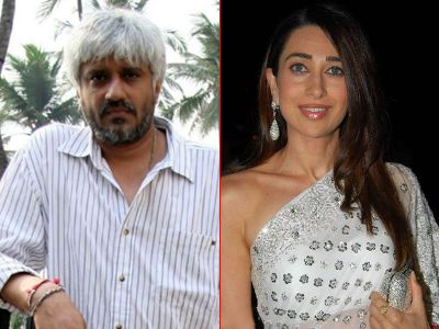 Vikram Bhatt denies any tiff with Babita or Karisma Kapoor!