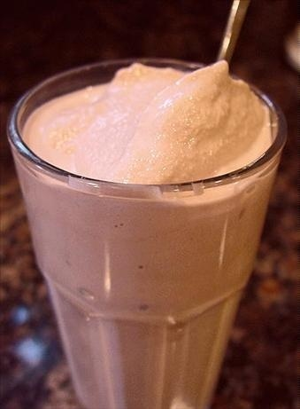 i. must. try: wendy's frosty recipe - only 3 ingredients: cool whip, sweetened condensed milk, and chocolate milk. tayguerra