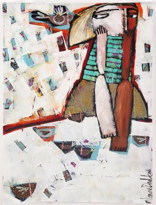 Janine  Daddo - A Moment Alone 2