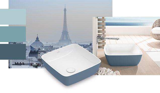 163 best images about wastafels badkamer idee n voorbeelden on pinterest trips trough sink - Deco toilet ideeen ...
