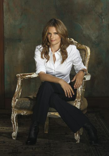 Stana Katic- Castle Season 6