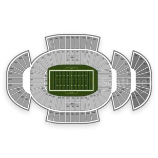 Penn State Nittany Lions Football Seating Chart