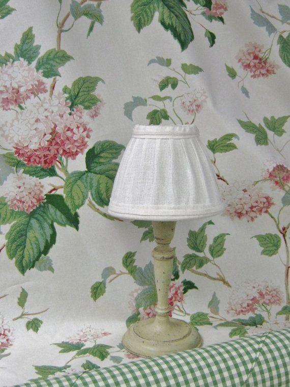 Colefax & Fowler Chantilly Peach Hydrangea by Fabricsflowersgalore