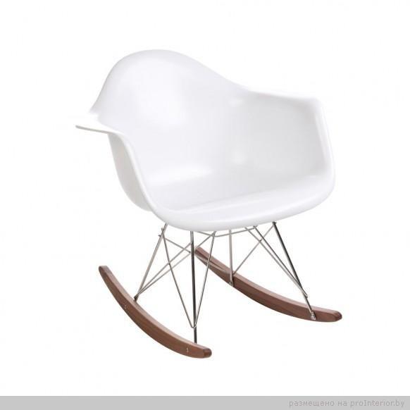 Shell-Rocker-Eames-582x582Панцирное кресло-качалка (Shell Rocker Chair)