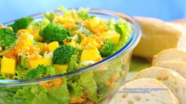 Примеры блюд на 100, 200 и 300 калорий / Основы бизнеса